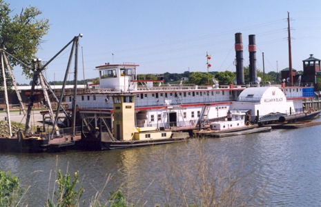 William M Black Steamboat