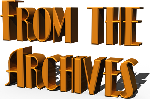 From the Archives Logo
