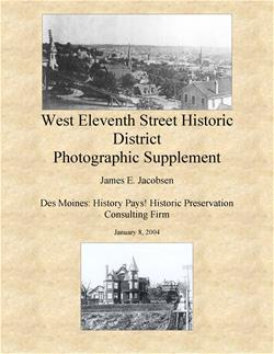 West Eleventh Street Historic District Phase IV