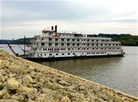 Queen of the Mississippi in Dubuque