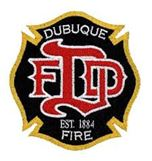 Dubuque Fire Department Patch