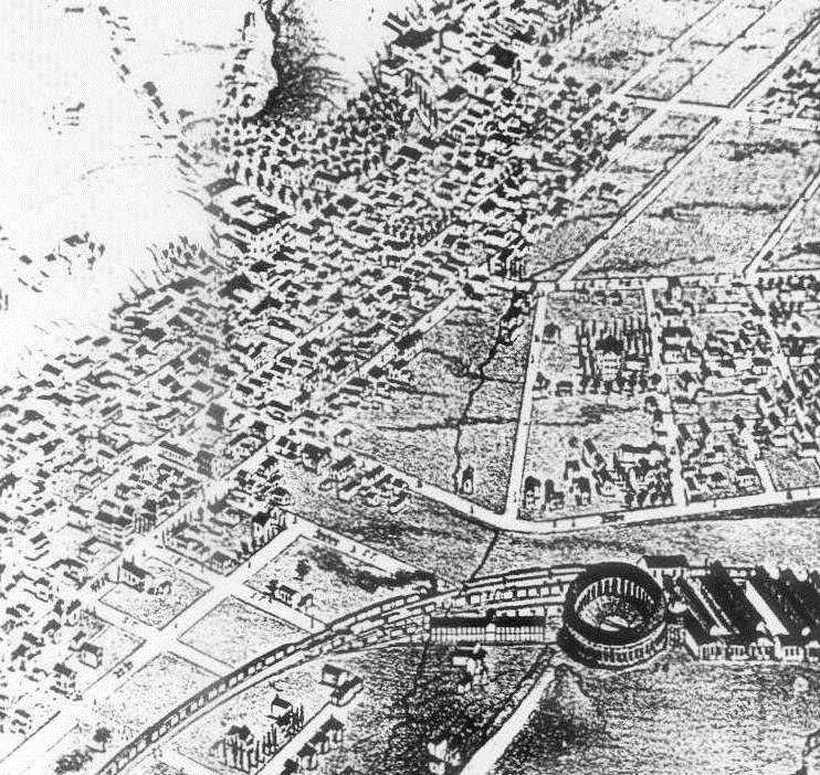 Birds Eye View 1872