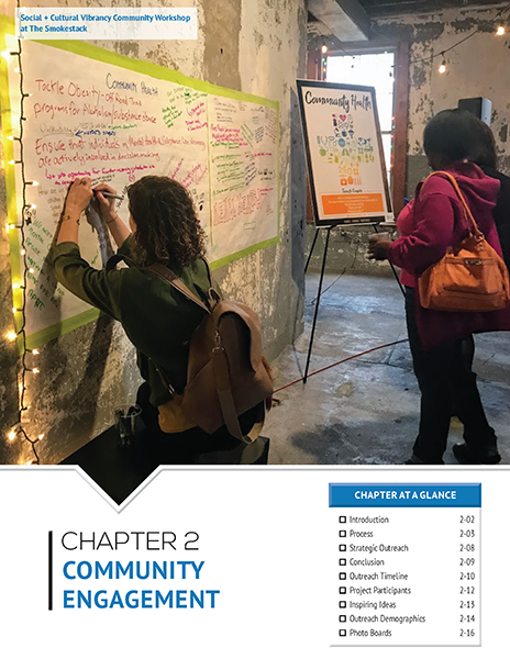 2017 Comprehensive Plan: Community Engagement