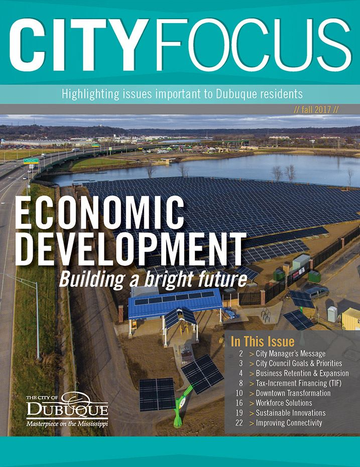 Fall 2017 City Focus cover