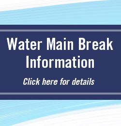 Water Main Break button