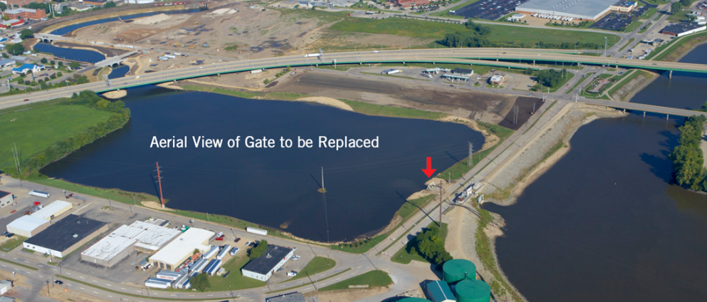 Flood Mitigation Gate Replacement