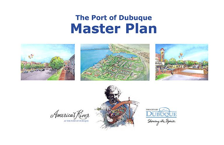 Port of Dubuque Master Plan Opens in new window